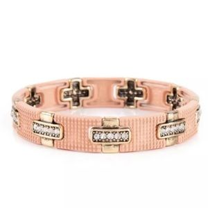Plunder Ashley Marilyn Peachy Bracelet New